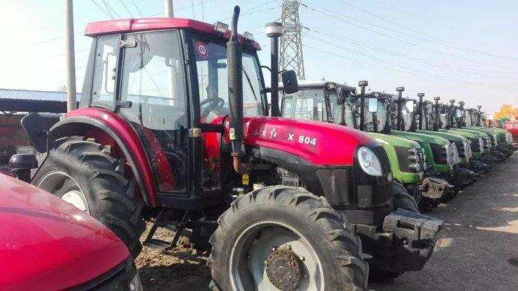 农业农村部:合力促进全国性农机化大数据平台建设!